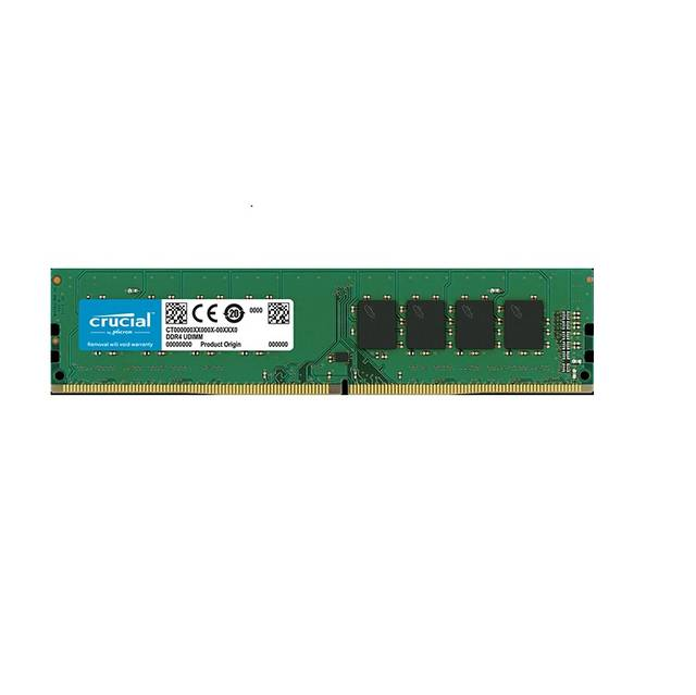 Crucial DDR4-3200 4GB/512Mx64 CL22 Memory