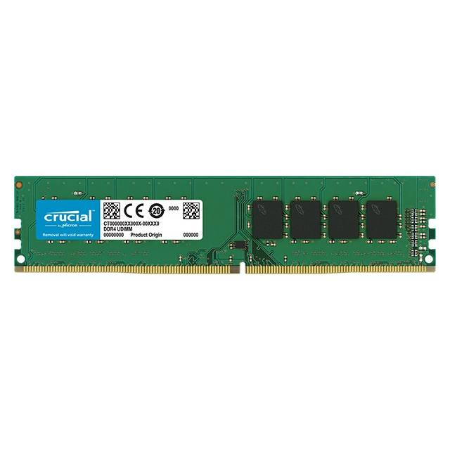 Crucial DDR4-3200 8GB/512Mx64 CL22 Memory