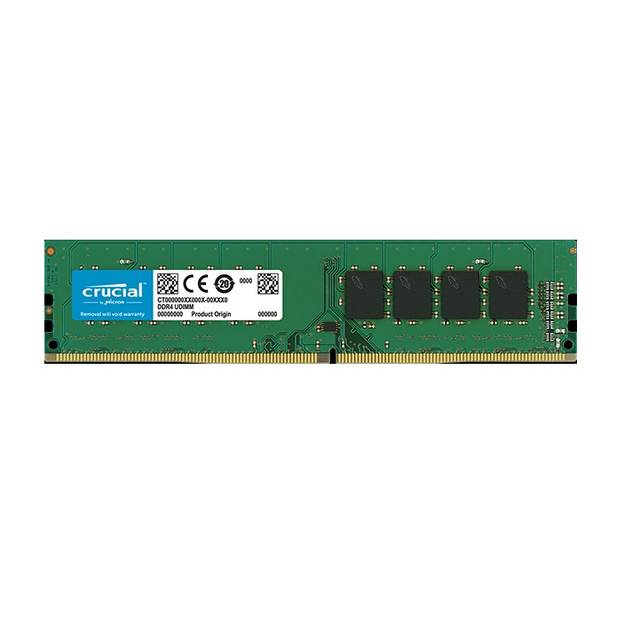 Crucial DDR4-3200 16GB/512Mx64 CL22 Memory