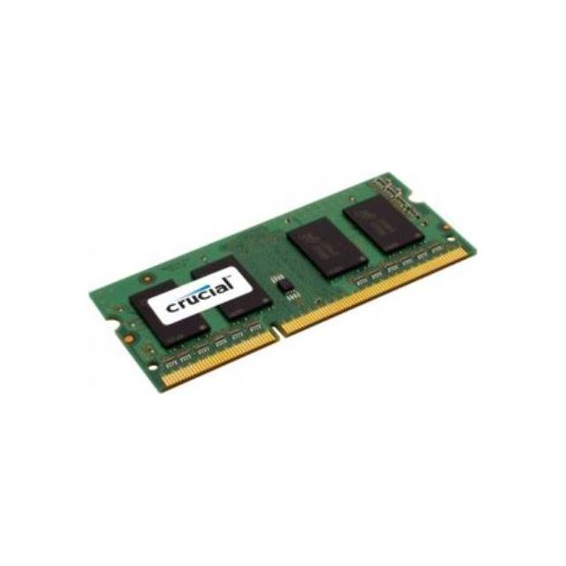 Crucial DDR3-1600 SODIMM 4GB Notebook Memory