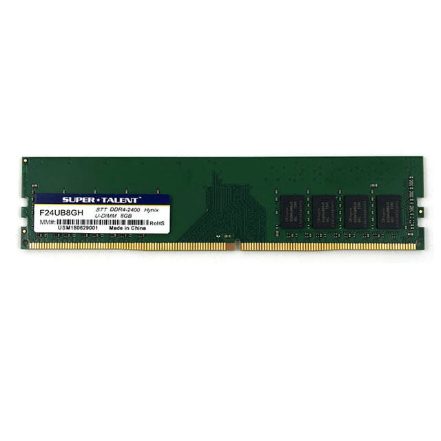 Super Talent DDR4-2400 8GB Hynix Chip Memory