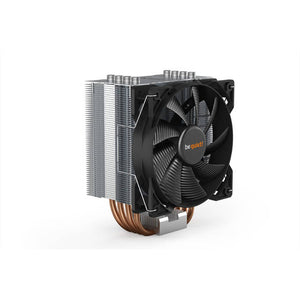 be quiet! Pure Rock 2, BK006, 150W TDP, CPU cooler, brushed aluminum, HDT technology