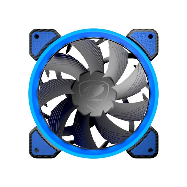 Cougar Hydraulic Vortex FB 120 mm Blue LED Cooling Fan