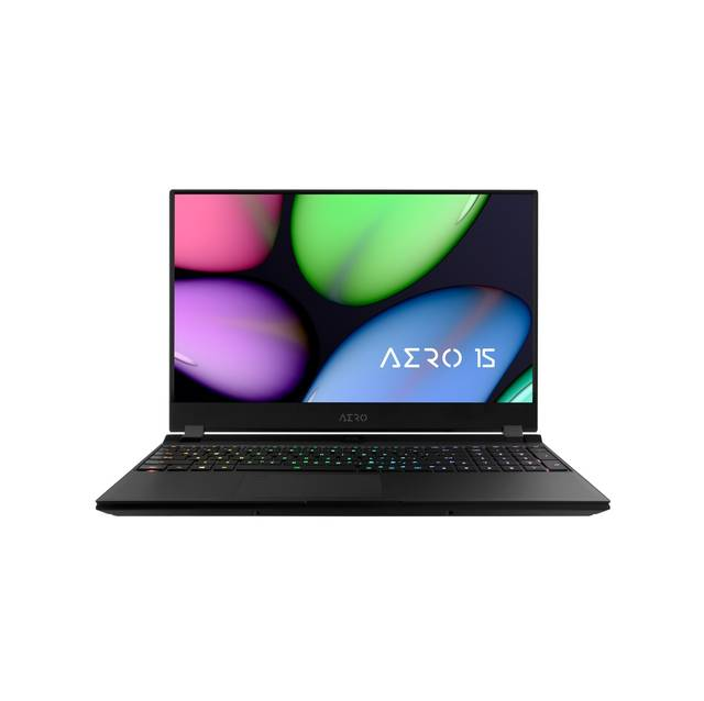 Gigabyte AERO 15 XB-7US1130SH 15.6 inch Intel Core i7-10750H 2.6GHz/ 16GB DDR4/ 512GB SSD/ RTX 2070 Super Max-Q/ USB3.2/ Windows 10 Home Notebook (Black)