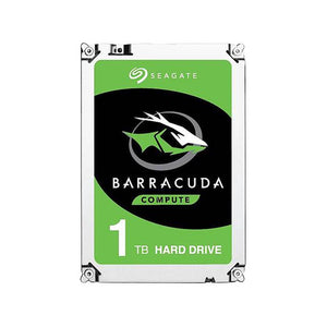 Seagate Barracuda ST1000DM010 1TB 7200RPM SATA 6.0 GB/s 64MB Hard Drive (3.5 inch)