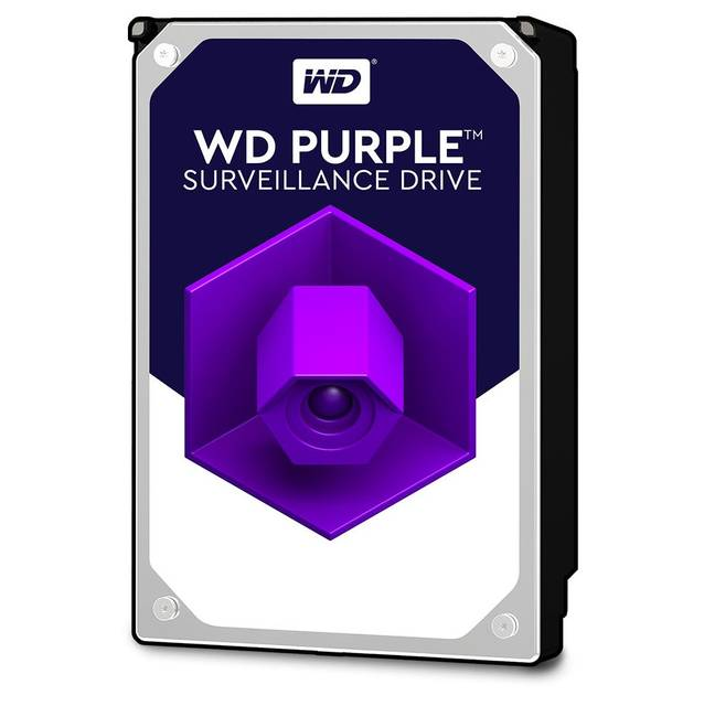 Western Digital Purple WD30PURZ 3TB 5400RPM SATA3 / SATA 6.0 GB/s 64MB Hard Drive (3.5 inch)