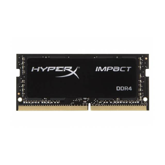 Kingston HyperX Impact HX424S14IB/8 DDR4-2400 SODIMM 8GB/1Gx64 CL14 Notebook Memory