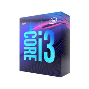 Intel Core i3-9100 Coffee Lake Processor 3.6GHz 8.0GT/s 6MB LGA 1151 CPU, Retail