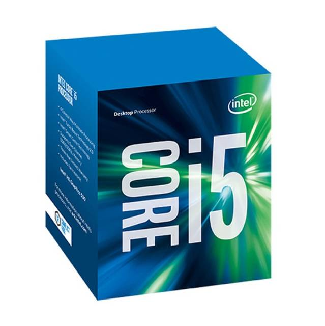 Intel Core i5-7400 Kaby Lake Processor 3.0GHz 8.0GT/s 6MB LGA 1151 CPU, Retail