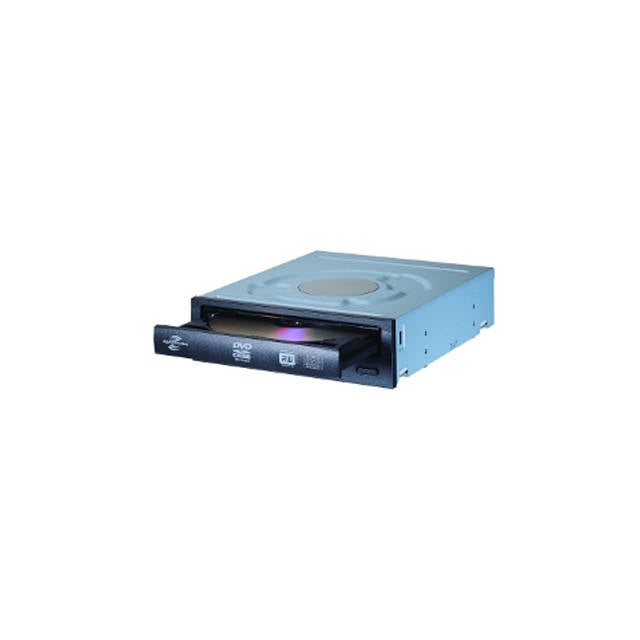 Lite-On IHAS124-14 24X SATA Internal DVD+/-RW Drive, Bulk (Black)
