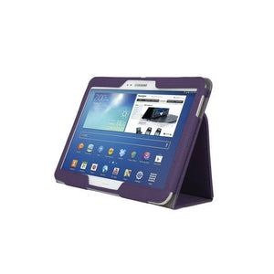 Kensington K97111WW Comercio Soft Folio Case & Stand for Galaxy Tab 3 10.1 (Plum)