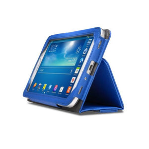 "Kensington K97162WW 7.0"" Portafolio Soft Folio Case for Samsung Galaxy Tab 3 (Blue)"