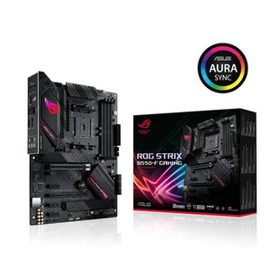 Asus ROG STRIX B550-F GAMING Socket AM4/ AMD B550/ DDR4/ 2-Way CrossFireX/ SATA3&USB3.2/ M.2/ ATX Motherboard