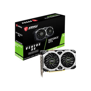 MSI NVIDIA GeForce GTX 1660 SUPER VENTUS XS OC 6GB GDDR6 HDMI/3DisplayPort PCI-Express Video Card