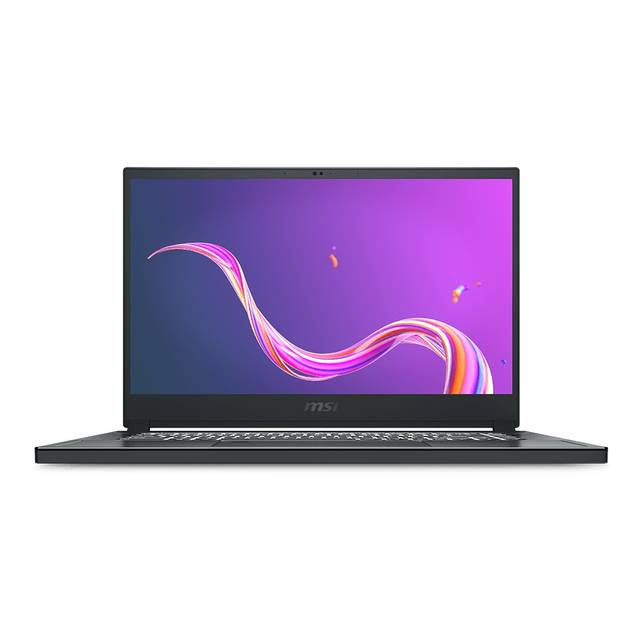 MSI Creator 15 A10SGS-040 15.6 inch Intel Core i7-10875H 2.3-5.1GHz/ 32GB (16GB*2) DDR4/ 2TB NVMe SSD/ RTX 2080 Super Max-Q/ USB3.2/ Windows 10 PRO Notebook (Space Gray with Silver Diamond cut)