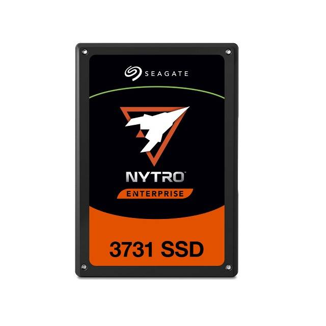 Seagate Nytro 3731 XS400ME70004 400GB 2.5 inch SAS 12.0Gb/s Solid State Drive (3D eTLC)