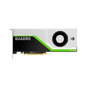 PNY NVIDIA Quadro RTX 8000 48GB GDDR6 ECC 4DisplayPorts/VirtualLink PCI-Express Video Card