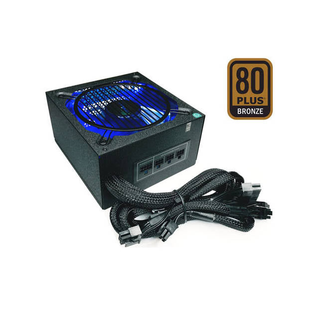 Apevia Signature ATX-SN1050W 1050W 80 PLUS Bronze ATX12V v2.3 Power Supply