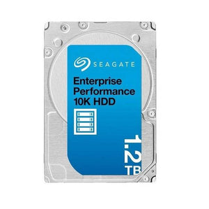 Seagate Enterprise Performance 10K ST1200MM0009 1.2TB 10000RPM SAS 12.0 GB/s 128MB Enterprise Hard Drive (2.5 inch, Exos 10E2400 HDD 512N)