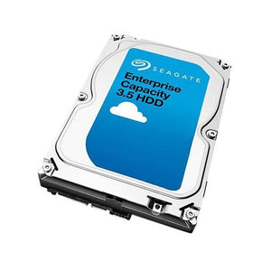 Seagate Enterprise Capacity ST4000NM0025 4TB 7200RPM SAS 6.0 GB/s 128MB 512N Enterprise Hard Drive (3.5 inch, Exos 7E8 HDD 512N SAS)