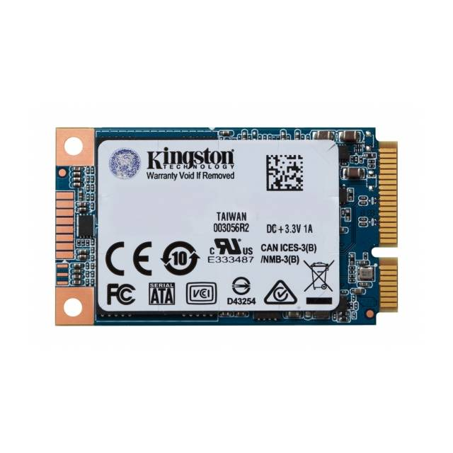 Kingston SSDNow UV500 240GB mSATA3 Solid State Drive (TLC)