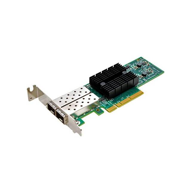 Synology E10G17-F2 Dual-Port 10 Gigabit SFP+ PCI-Express 3.0 x8 Ethernet Adapter