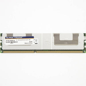 Super Talent DDR3L-1333 32GB/4Gx72 ECC/REG CL9 Samsung Chip Server Memory
