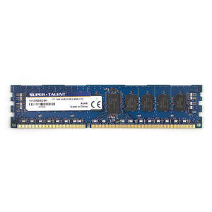 Super Talent DDR3-1866 4GB/256Mx8 ECC/REG CL13 Hynix Chip Server Memory
