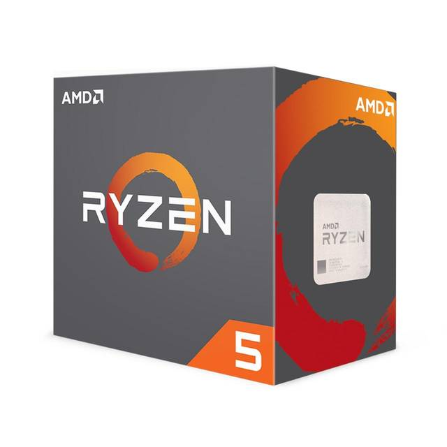 AMD Ryzen 5 1600X YD160XBCAEWOF Processor Six-Core 3.6GHz Socket AM4, CPU Retail