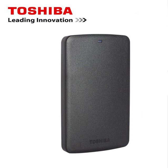 TOSHIBA 500GB External HDD Portable
