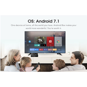 TX9 Pro Smart  Android 7.1 TV Box