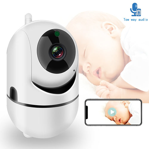 WiFi Baby Monitor With Camera 1080P HD Video