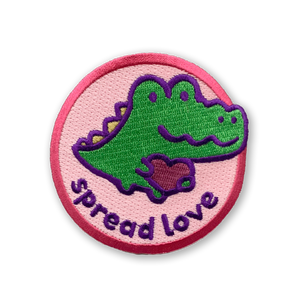 Spread Love Patches