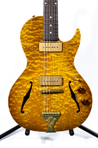 B&G Little Sister Private Build Lemon Burst