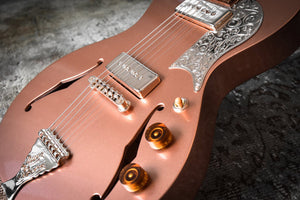 B&G Little Sister Private Build Proper Copper
