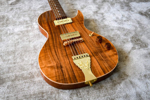 B&G Step Sister Private Build Koa