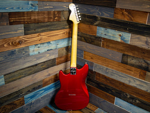 Elliott James Duke Candy Apple Red 357