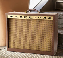 Load image into Gallery viewer, Magnatone Varsity Reverb Combo
