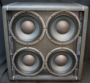 Reeves Bass Cabinets
