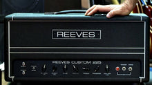 Load image into Gallery viewer, Reeves Custom 225 Bass Amp