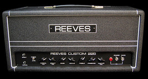 Reeves Custom 225 Bass Amp