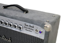 Load image into Gallery viewer, Two-Rock Silver Sterling Signature 100 Watts Grey Suede