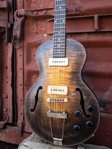 Wide Sky P125 Tobacco Burst