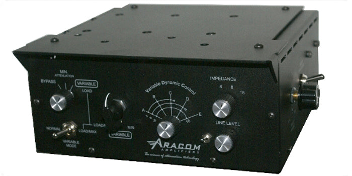 Aracom DRX Power Attenuator