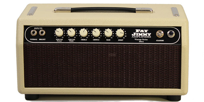 Fat Jimmy 5F6-A Tweed Bassman