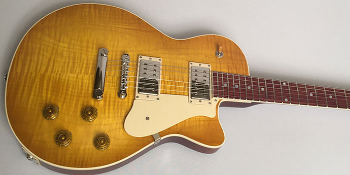 Gil Yaron Lemon Burst Bone H