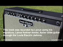 Load and play video in Gallery viewer, Louis Electric Deltone Reverb