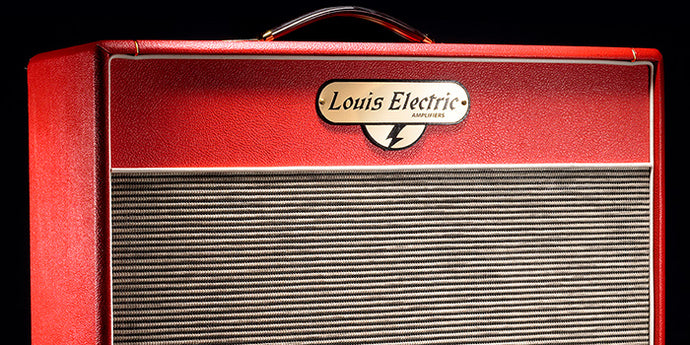 Louis Electric Baby Bluesbuster