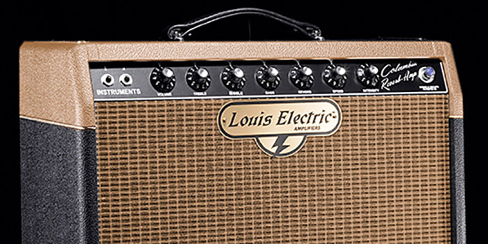 Louis Electric Columbia Reverb