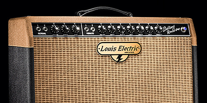 Louis Electric Deltone Reverb